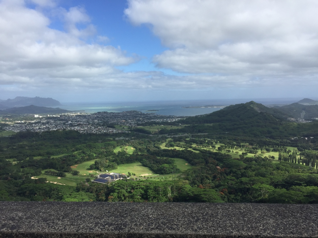 Pali Lookout